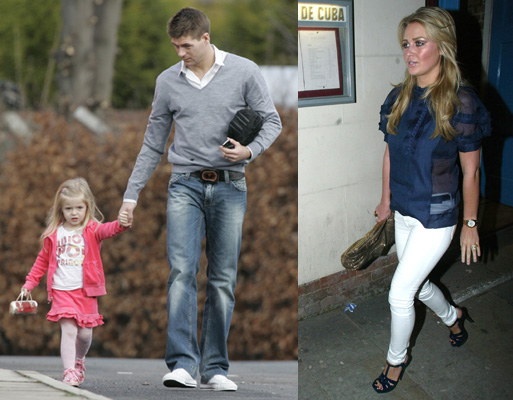 Pop Poll On Who Youd Rather Hang Out With Steve Gerrard Or Alex